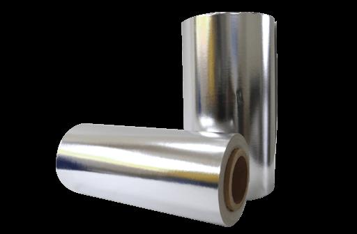 Non Wet Strength Metallized Paper